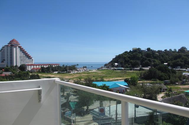 The Seacraze Hua Hin Condo for rent, Hua Hin  ให้เช่าที่พักใกล้ทะเล คอนโด เดอะซีเครซ  หัวหิน 1 ห้องนอน 1 ห้องน้ำ หาดตะเกียบ หัวหิน
