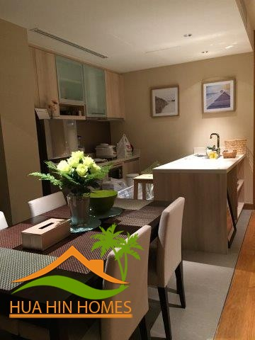 Amari Residence ( Hua Hin ) 2 bedroom condominium for sale, Hua Hin