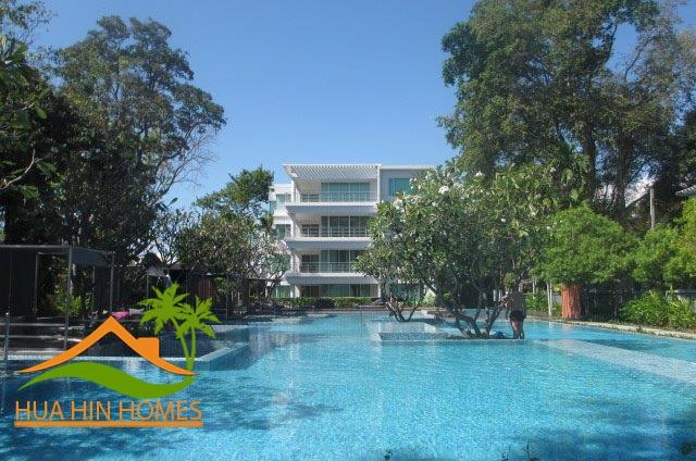 Baan San Dao 2 bedroom condominium For Sale, Hua Hin