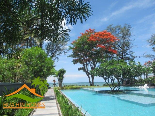 Baan San Dao Hua Hin 2 bedroom condominium for rent, Hua Hin