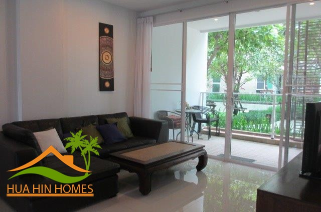 The Breeze Hua Hin 2 bedroom condominium for rent, Hua Hin