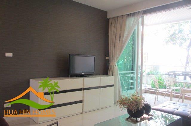 The Breeze Hua Hin 2 bedroom condominium for rent, Hua Hin