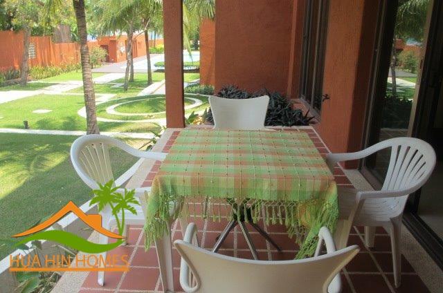 Las Tortugas ( Hua Hin ) 3 bedroom condominium for rent, Hua Hin