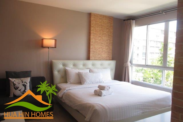 Baan Peang Ploen ( บ้านเพียงเพลิน หัวหิน ) Studio condominium for sale, Hua Hin *** 1,900,000 Baht ***