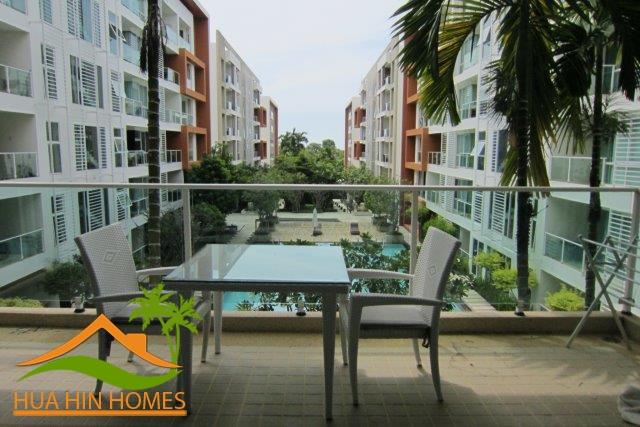 The Breeze Hua Hin ( เดอะบรีซ ตะเกียบ-หัวหิน ) 2 bedroom condominium for rent, Hua Hin,