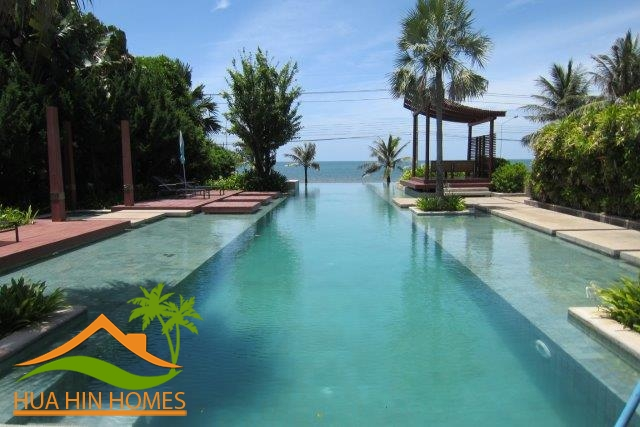 3 bedroom pool villa for rent in Pranburi, Thailand