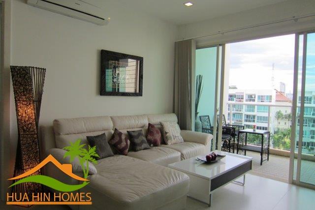 The Seacraze ( Hua Hin ) 2 bedroom condominium for rent, Hua Hin