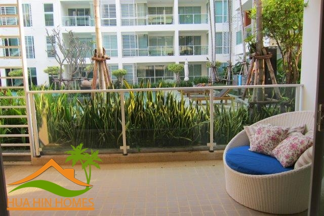 The Breeze Hua Hin 2 bedroom condominium for rent in Hua Hin
