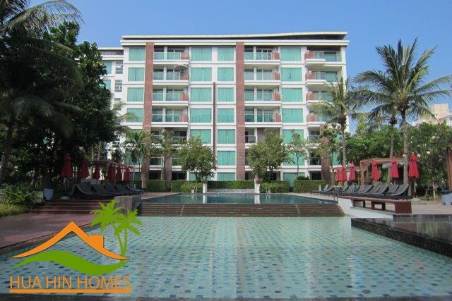 Amari Residence ( Hua Hin ) 1 bedroom condominium for rent, Hua Hin